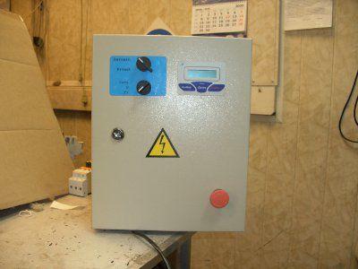 ВРУ совмещённые с автоматикой запуска дизельных генераторов. БУЭ-17