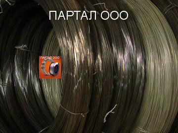 Сварочная проволока ПАНЧ-11, сварка чугуна, наплавка - 1,0 мм