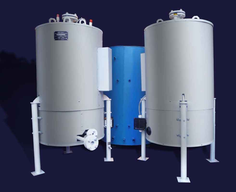 Котел электродный паровой КЭП-250 парогенератор промышленный