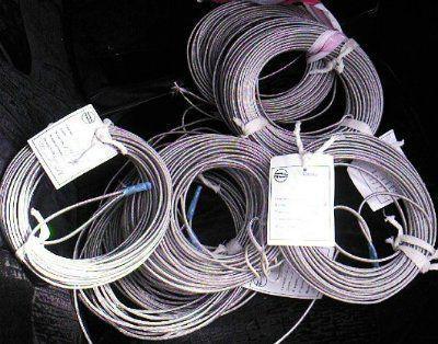 Провод-кабель термоэлектродный СФКЭ ХК 2х0,5