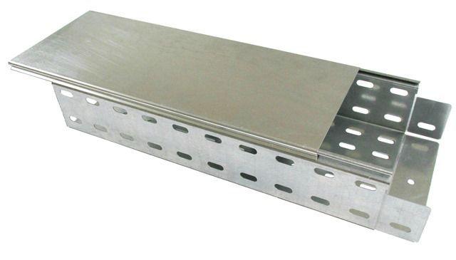 Gq-100-50 S0.6 L2500, лоток замковый (быстрый монтаж)