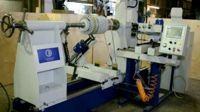Станок для ремонта/изготовления якорей и фазных роторов РИФЖ 442219.004
