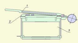 Ножницы рычажные ручные РИФЖ 043359.001