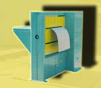 Станок для гофрирования электрокартона РИФЖ 043155.002