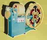 Станок для намотки круговых заготовок секций обмоток статоров с одновременной изолировкой провода PИФЖ 442122.006