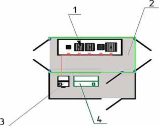 Стенд для испытания статоров электрических машин в «белом виде» РИФЖ 441329.002
