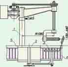 Линия транспортно-технологическая для укладки обмоток статоров электродвигателей мощностью до 100 кВт РИФЖ 442219.001