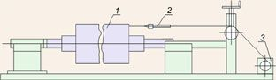 Установка для выдергивания стержней РИФЖ 442219.005