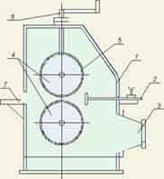 Станок для очистки от изоляции выводных концов секций обмоток электромашин РИФЖ 443141.001