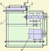 Станок для порезки изоляционных деталей РИФЖ 042133.001
