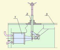 Пресс для рихтовки секций обмоток статоров РИФЖ 043421.002