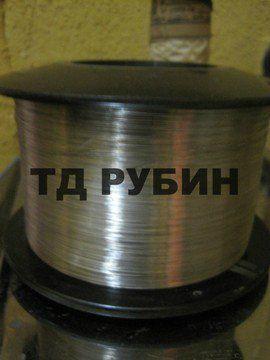 Проволока нихром Х20Н80 ф 1.5 мм