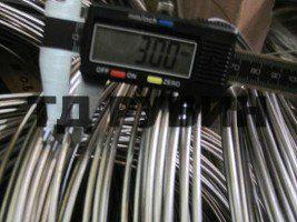 Проволока нихром Х20Н80 ф 3.0 мм