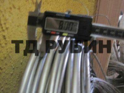 Проволока нихром Х20Н80 ф 5.0 мм