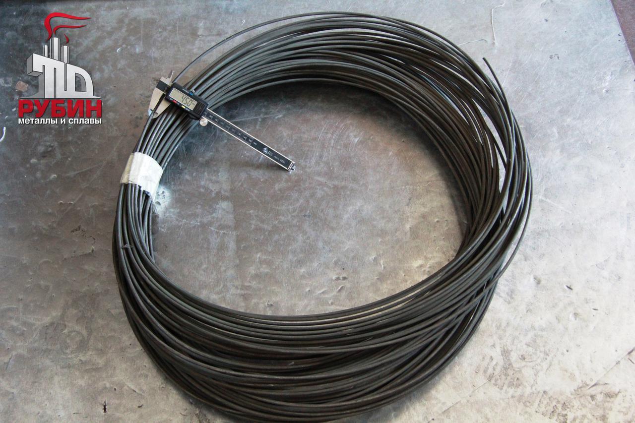 Проволока нихром Х20Н80 ф 4.5 мм