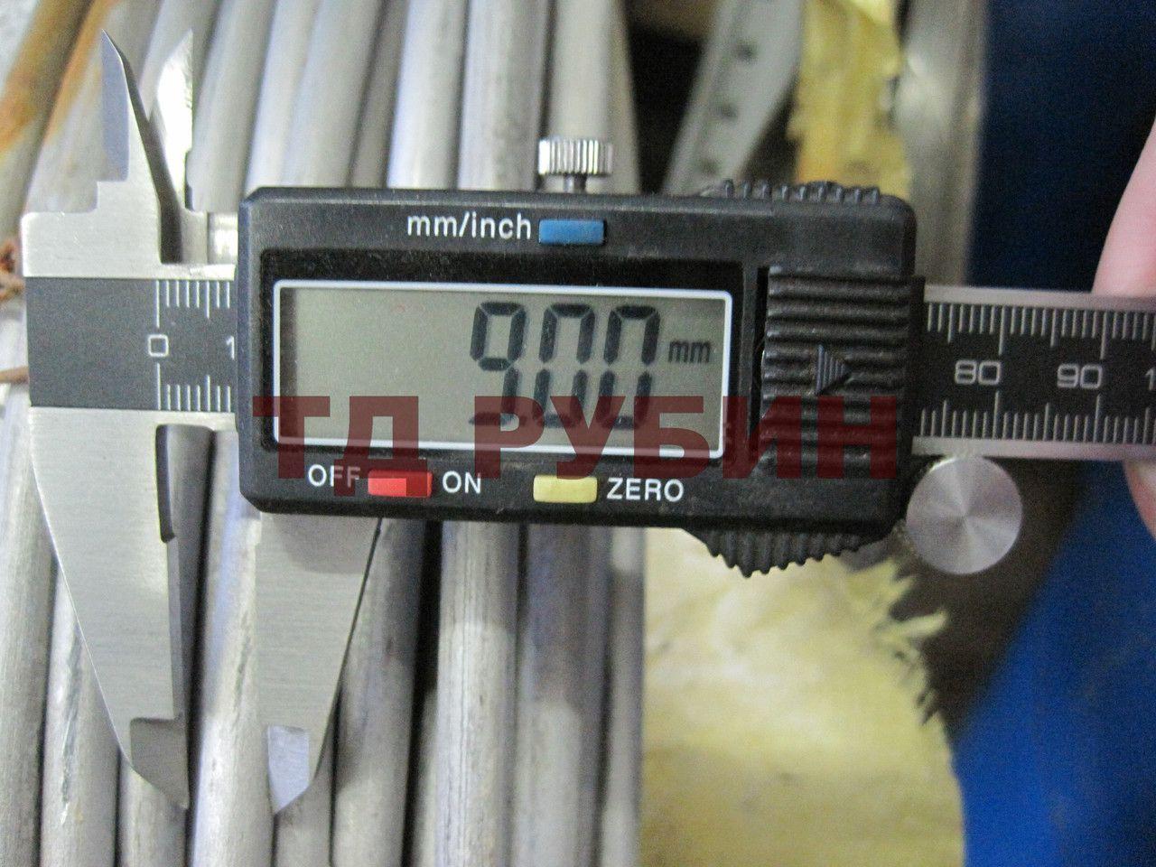 Проволока нихром Х20Н80 ф 9.0 мм