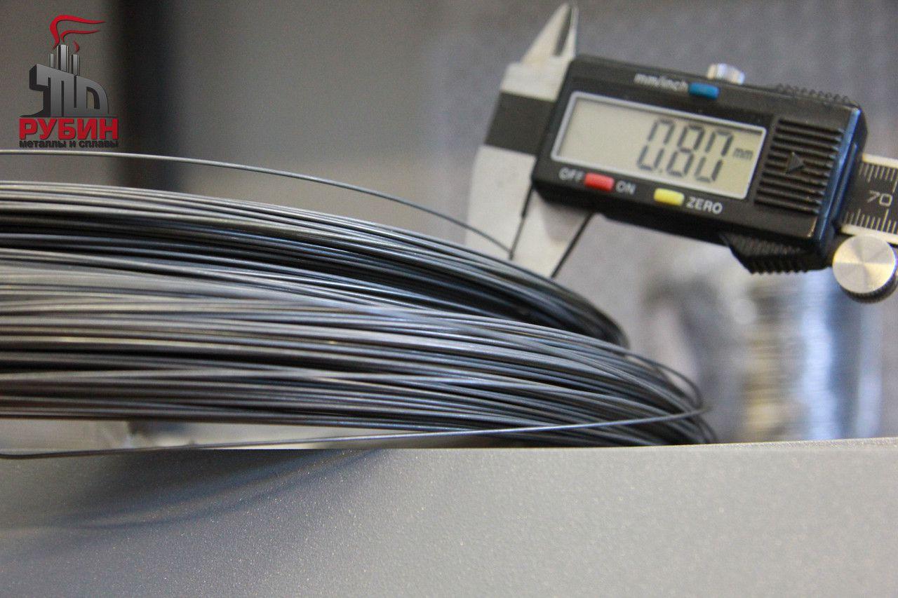 нихром Х20Н80 ф 0.8 мм