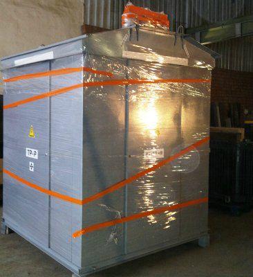 Комплектные трансформаторные подстанции Проходного типа, К/К КТП-ПК 400/10(6)-0,4