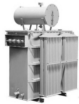 Трансформаторы масляные серии ТМБ, ТМЭ мощностью от 400 до 1600 кВА на напряжение до 10 кВ с радиаторными баками.
