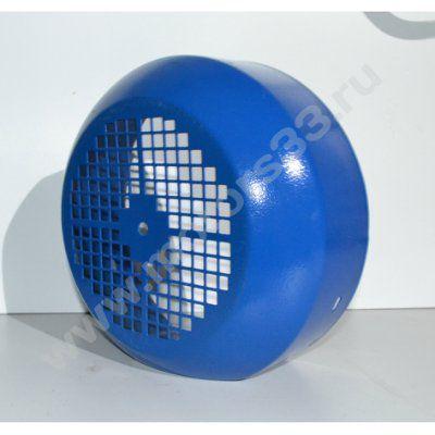 Кожух ВОВ 100 IM1081 /металл/ (защитный кожух электродвигателя)