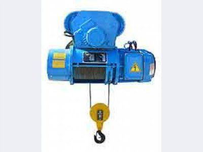 Тельфер электрический канатный ТЭС5000-12