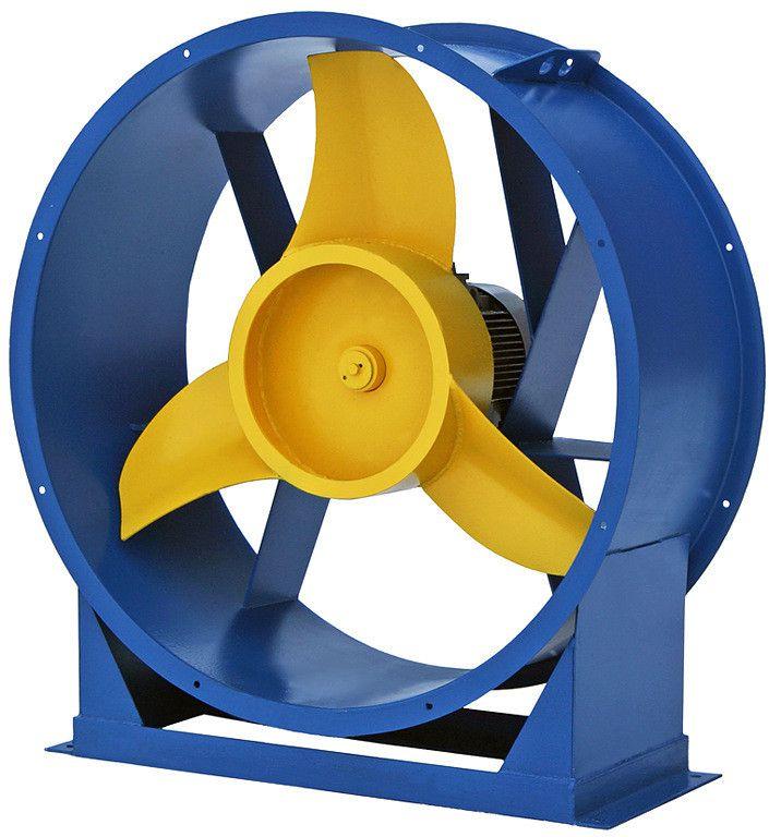 Вентилятор осевой ВО-06-30 №3,15