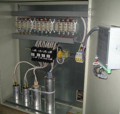 Автоматическая конденсаторная установка АКУ 0,4-15-2,5 УХЛ3 IP31