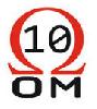 10 Ом