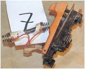 УШМ. Выход из строя пускового резистора